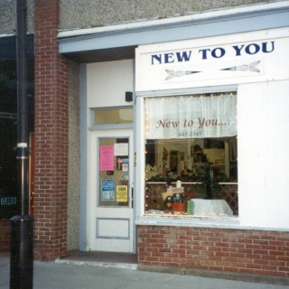 First Three Hills location of the New to You store